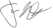 Jon Last Signature